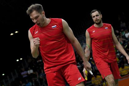 Сборная России по бадминтону проиграла Дании в финале ЧЕ среди смешанных команд