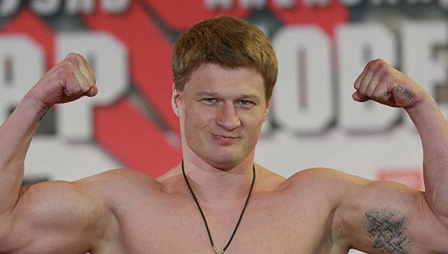 Допинг-проба «Б» боксера Поветкина оказалась положительной