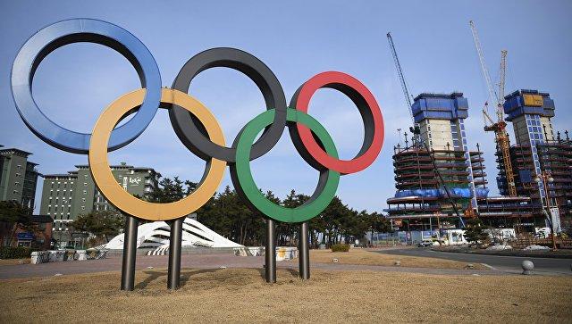 МОК предварительно подтвердил участие сборной России в Олимпиаде-2018