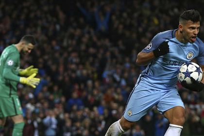 «Манчестер Сити» и «Атлетико» выиграли первые матчи плей-офф Лиги чемпионов