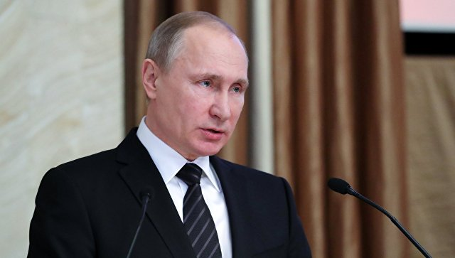 Путин проверит ход подготовки Всемирной зимней универсиады 2019 года
