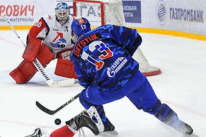 ЦСКА и СКА вышли в полуфинал западной конференции КХЛ