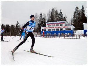 Смоленские биатлонисты стали вторыми на турнире «Снежный снайпер»