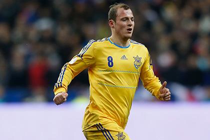Фанаты испанского клуба обвинили украинского футболиста в нацизме