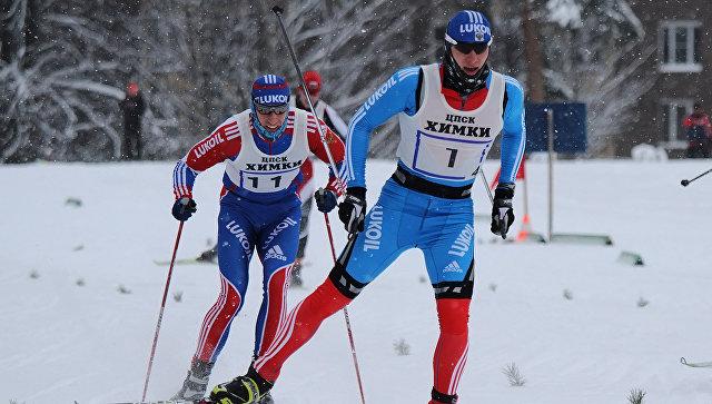 Российский лыжник Ретивых победил в спринте на этапе КМ в Пхенчхане