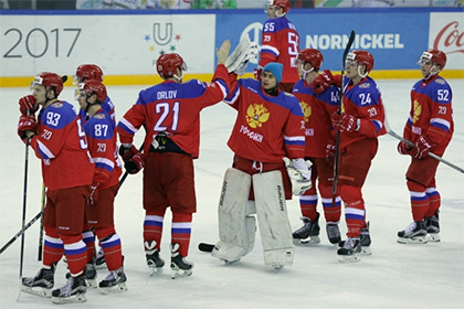 Сборная России по хоккею завоевала золото Универсиады в Алма-Ате