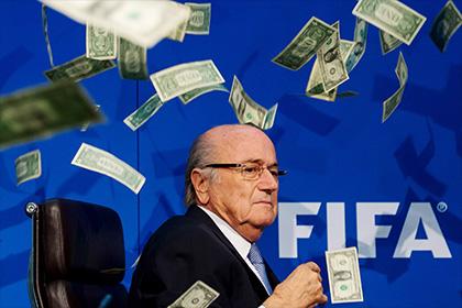 В ФИФА выявлены новые случаи коррупции