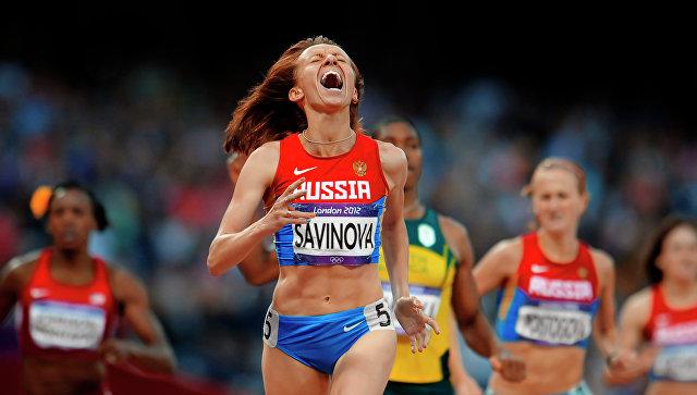 CAS дисквалифицировал и лишил золота российскую бегунью Савинову