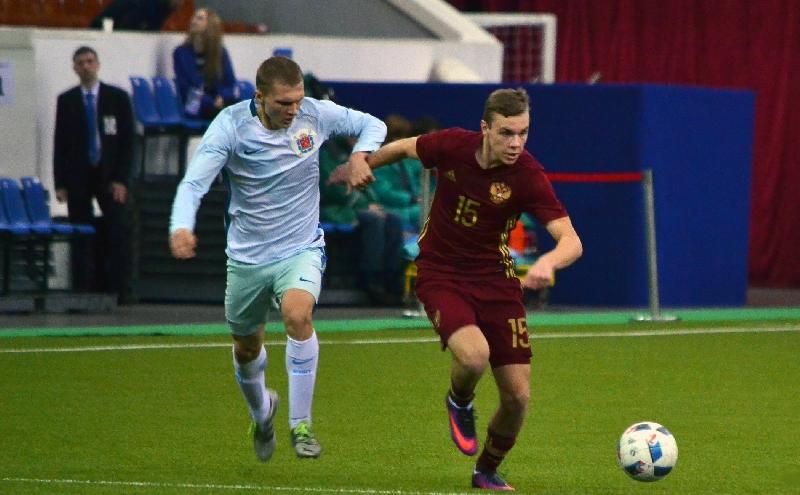 Гол смолянина принес футболистам «Чертаново» победу над «Тамбовом»