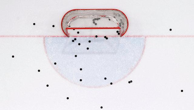 Юношеская сборная России по хоккею обыграла команду Турции со счетом 42:0