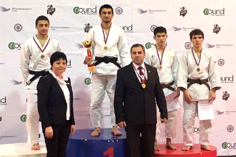 Студенты смоленского училища олимпийского резерва завоевали медали на первенстве ЦФО по дзюдо