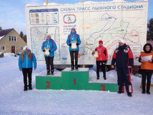Лыжники из Вязьмы выиграли восемь медалей на Беломорских играх