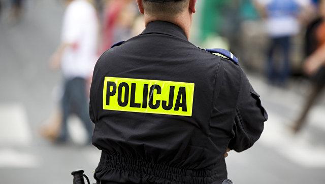В Варшаве полиция предотвратила массовую драку футбольных фанатов