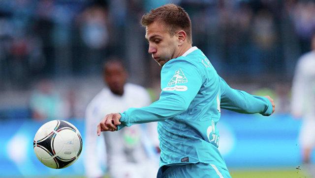 «Зенит» обыграл «Арсенал» в матче 20-го тура чемпионата России по футболу