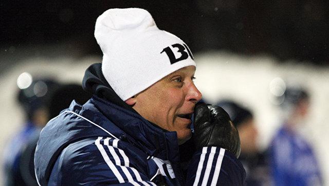 Янко назначен и.о. главного тренера «Байкала-Энергии»