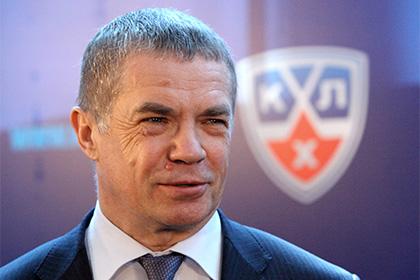 КХЛ учредит приз Сергея Гимаева