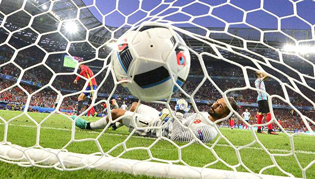 Бельгийским футбольным фанатам в Сочи подарят подушки-облака