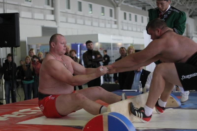 Вязьмич Виктор Колибабчук стал вторым на абсолютном чемпионате мира по мас-рестрингу