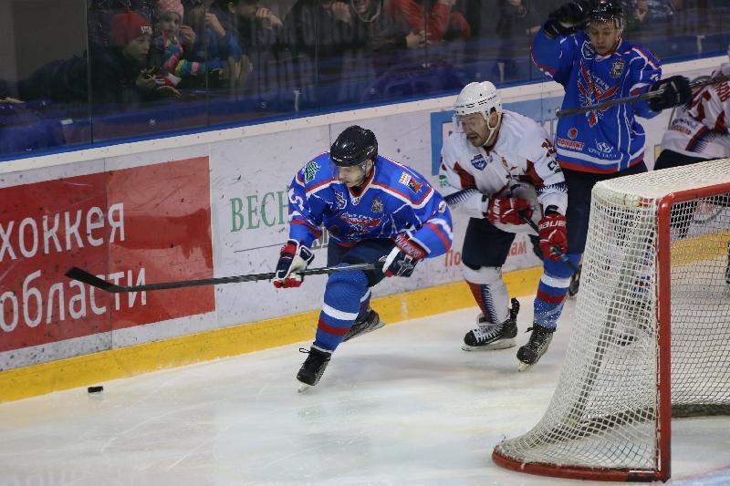 Смоленский «Славутич» уступил в третьем полуфинальном матче