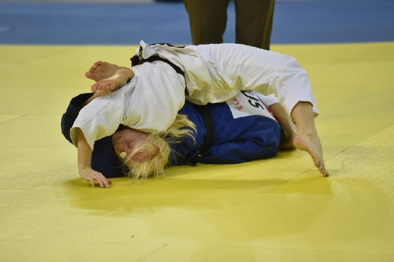 Смоленская дзюдоистка Алеся Степанюк выиграла турнир в Германии