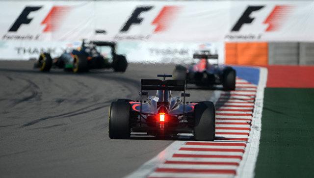 В дни «Формулы-1» на «Сочи Автодроме» откроют более ста точек питания