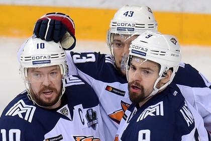 Действующий чемпион Кубка Гагарина «Металлург» вышел в финал турнира