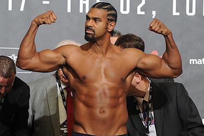 Британский боксер Хэй согласился на поединок с бойцом UFC
