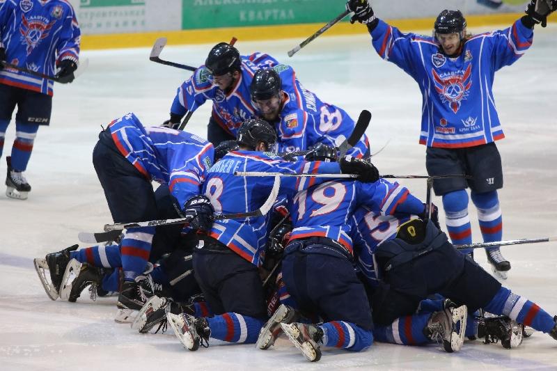 Смоленский «Славутич» вышел в финал ВХЛ!