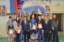 В Смоленске завершился открытый чемпионат области по гиревому спорту