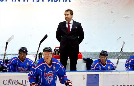 Смоленский «Славутич» завоевал «бронзу» регулярного чемпионата