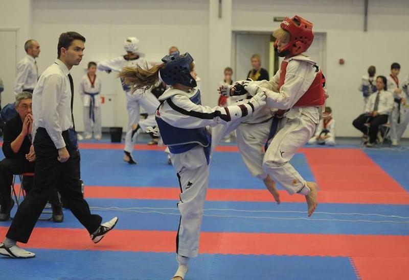 Юные смолянки завоевали медали на всероссийском турнире по тхэквондо