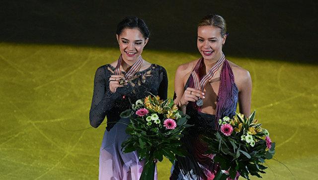 Фигуристки Медведева, Погорилая и Сотскова вошли в сборную на ЧМ-2017