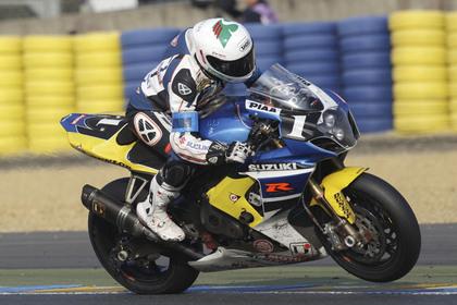 Чемпион мира по мотогонкам погиб во время тренировки