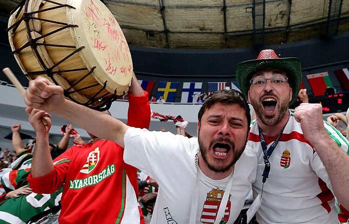 Чемпионат мира по хоккею ждет фанатов!
