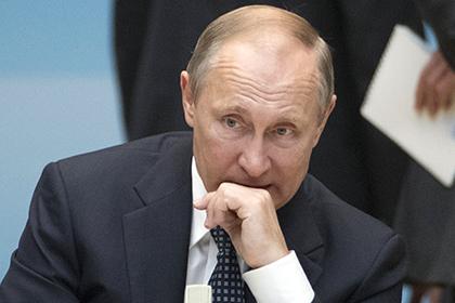 Путин признал неэффективность российской антидопинговой системы