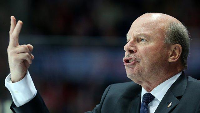 Майк Кинэн стал главным тренером клуба КХЛ «Куньлунь Ред Стар»