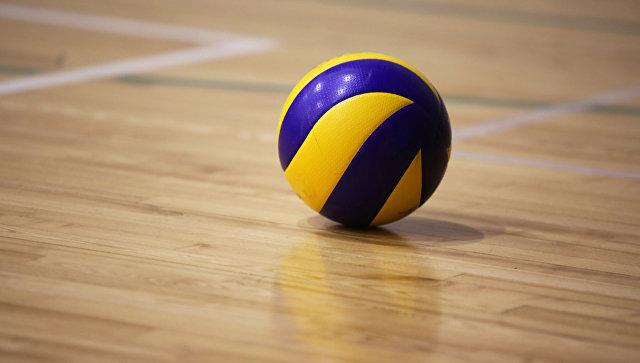 Волейболисты «Факела» обыграли «Галатасарай» и вышли в финал Кубка вызова