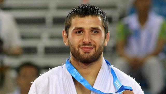 Роберт Мшвидобадзе завоевал золото чемпионата Европы по дзюдо