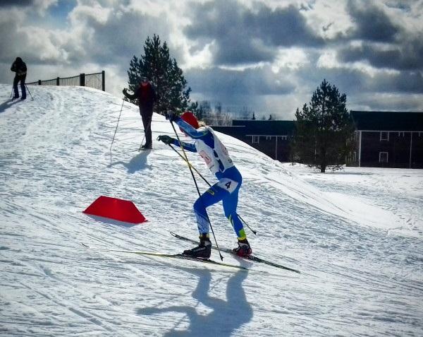 Лыжница из Вязьмы выиграла Всероссийские соревнования