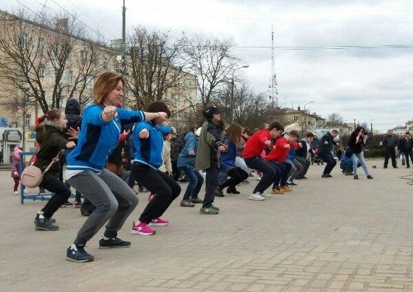 В Смоленске состоится спортивный праздник «Я выбираю спорт»