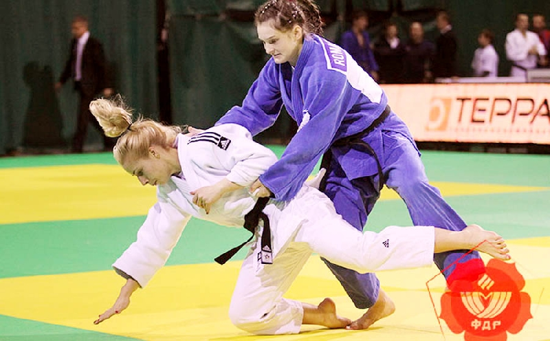 Студенты смоленского училища олимпийского резерва стали призерами чемпионата ЦФО по дзюдо
