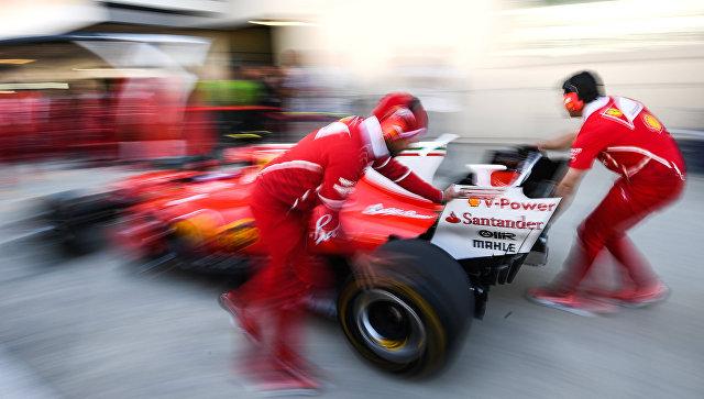 На «Сочи Автодроме» стартует Гран-при России «Формулы-1»