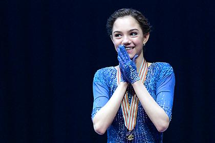Фигуристка Медведева рассказала о самом запоминающемся моменте победного ЧМ