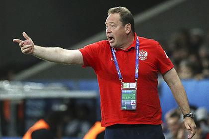 Слуцкий выразил готовность возглавить английский клуб