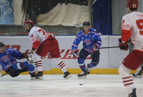 Смоленский «Славутич» сравнял счет в финальной серии