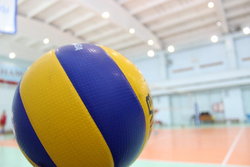 В Десногорске проходит тур первенства России по волейболу