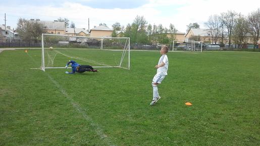 ЦРФСО объявляет конкурс для юных футболистов