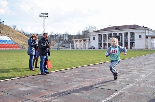 В Смоленске проходят соревнования «Я за здоровый образ жизни»