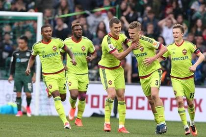 ЦСКА и «Краснодар» сыграли вничью в матче РФПЛ