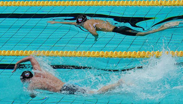 Москвичи завоевали еще семь медалей на чемпионате России по плаванию